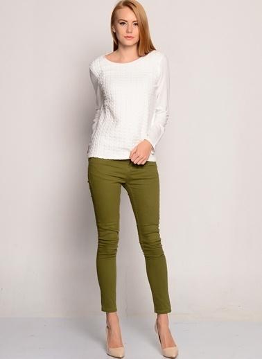 Fresh Company Fresh Company Yağ Yeşili Pantolon Yeşil
